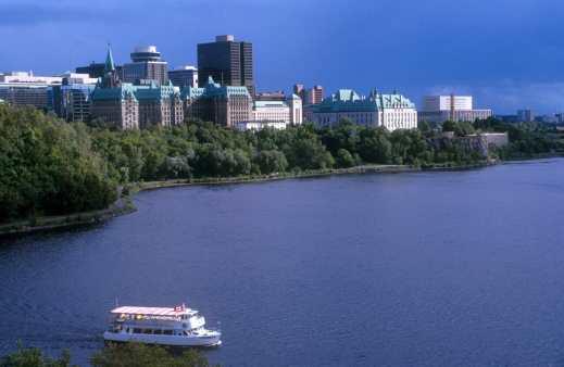 Canadá, Ottawa, Río Ottawa
