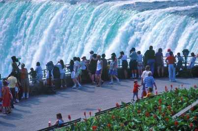 Canadá, Ontario, Cataratas del Niagara
