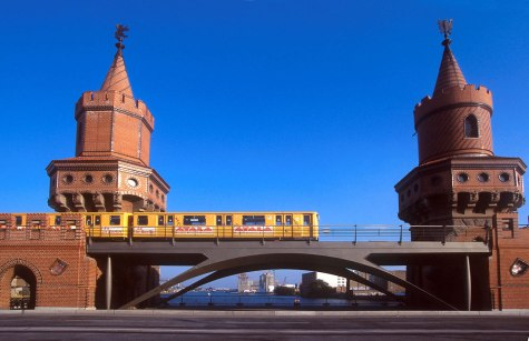 Alemania, Berlín, Puente de Neptuno