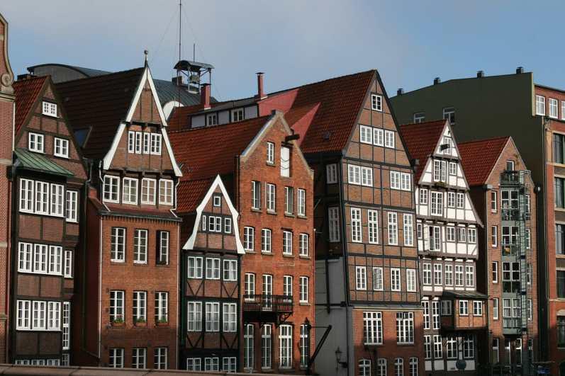 Alemania, Hamburgo calle Deichstrasse