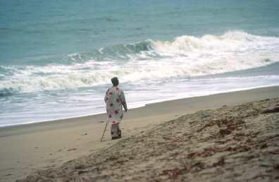 Nigeria, oceano Atlantico