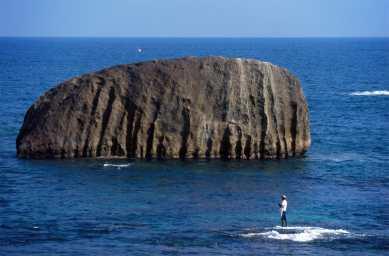Sri Lanka, Galle, Pescador