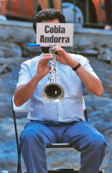 Andorra, Copla Andorra, retrato