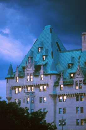 Canadá, Ottawa, Edificio del Parlamento