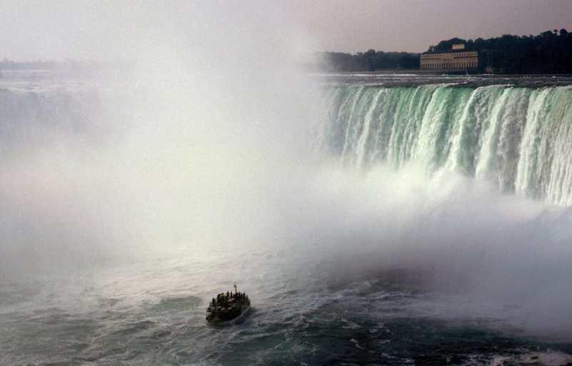 Ontario, Cataratas del Niagara