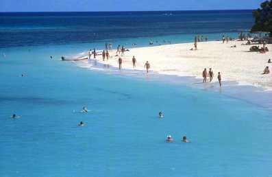 Cuba, Playa de Holgin