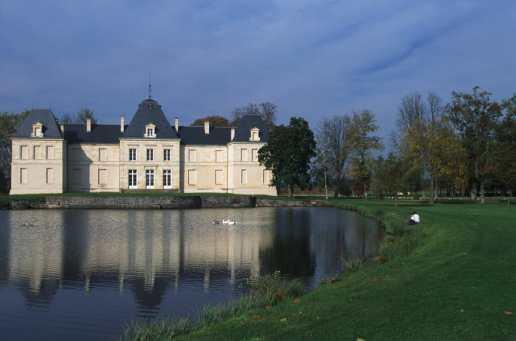 Francia. Medoc, Arsac, Chateau Arsac