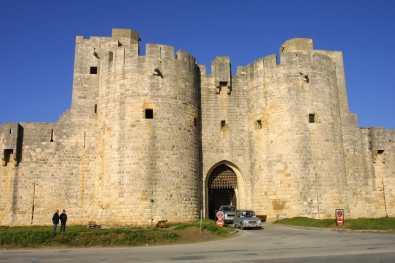 Camargue,Aigues Mortes, Murallas Siglo XIII