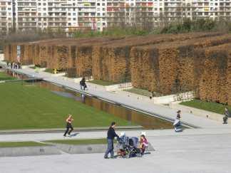 Paris, Parc Andre Citroen
