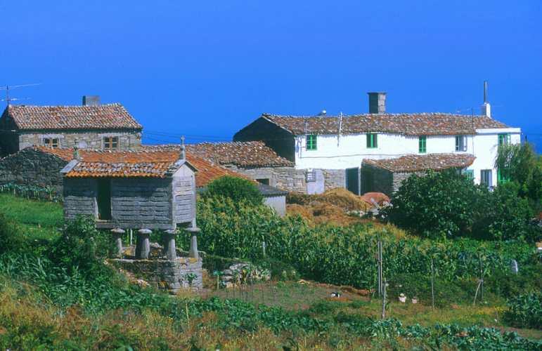 Galicia, Corme, Punta Roncudo