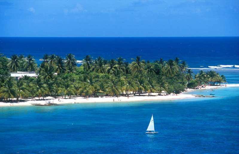 Francia, Antillas Isla Guadalupe Sainte Anne