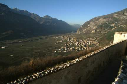 Trentino, Valle Lagarina, Trento