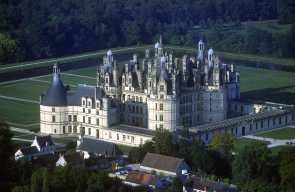 Castillos del Loira, Castillo de Chambord