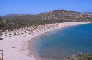 Creta, Playa de Vai