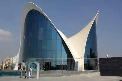 Valencia, Ciudad Artes y Ciencias