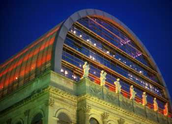 Francia,  Lyon, Opera de Lyon