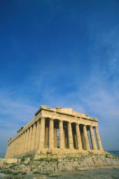Grecia, Atenas, Partenon