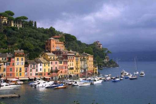 Liguria, Portofino, Génova, Golfo de Tigullo