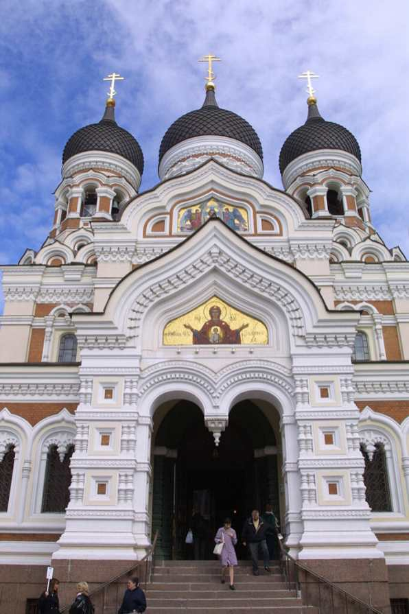 Estonia, Tallin, puerta