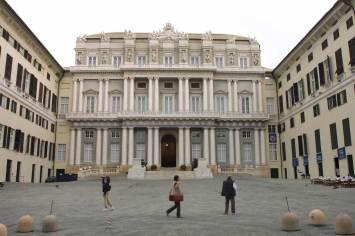 Liguria, Génova, Piazza Mateoti