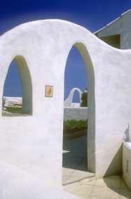 España, Menorca, Fornell, puerta
