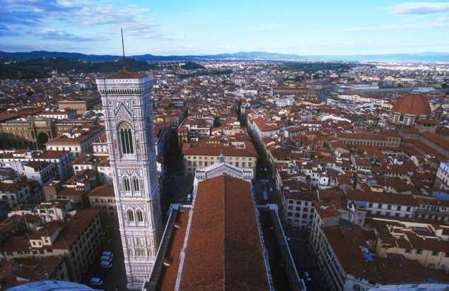 Toscana, Florencia Catedral