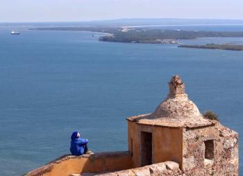 Portugal, Costa Azul, Costa Azul , Sétubal, Isabelle