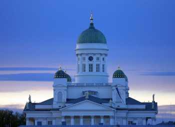 Finlandia, Helsinki
