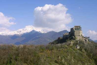 Piamonte, Avigliana, Castillo