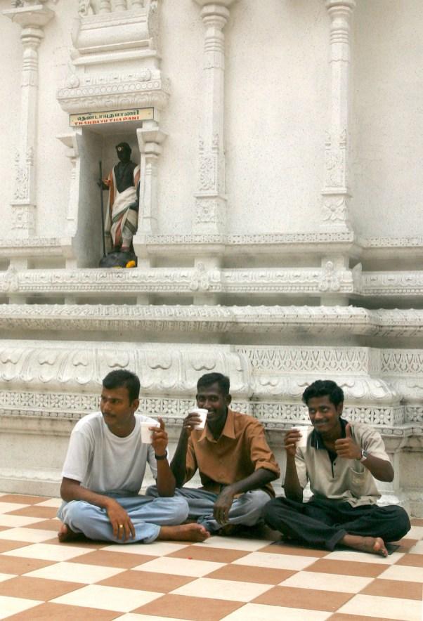 Singapur, Pequeña India, Templo Sri Veeramakaliamman