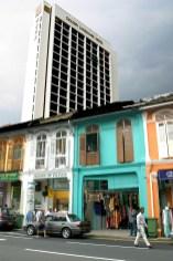 Singapur, barrio de Arab Street