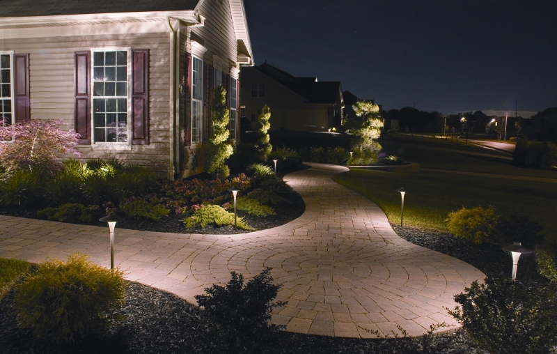 Solar Exterior House Lights