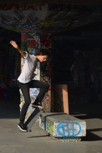 Skateboarder 5