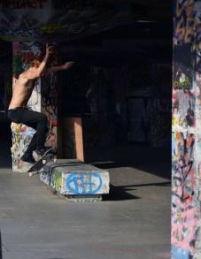 Skateboarder Bck 4