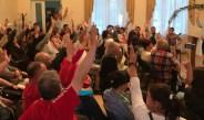 Немішаївці підтримали створення ОТГ з центром в с. Микуличі