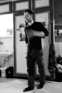 Dans på Tørris' sitt rom
