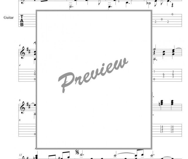 Sheet Music With Tab Fascination Pdf Download