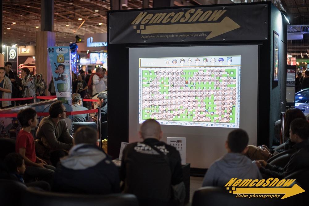 NemcoShow - Paris Games Week