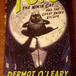 Toto The Ninja Cat And The Great Snake Escape By Dermot O'Leary