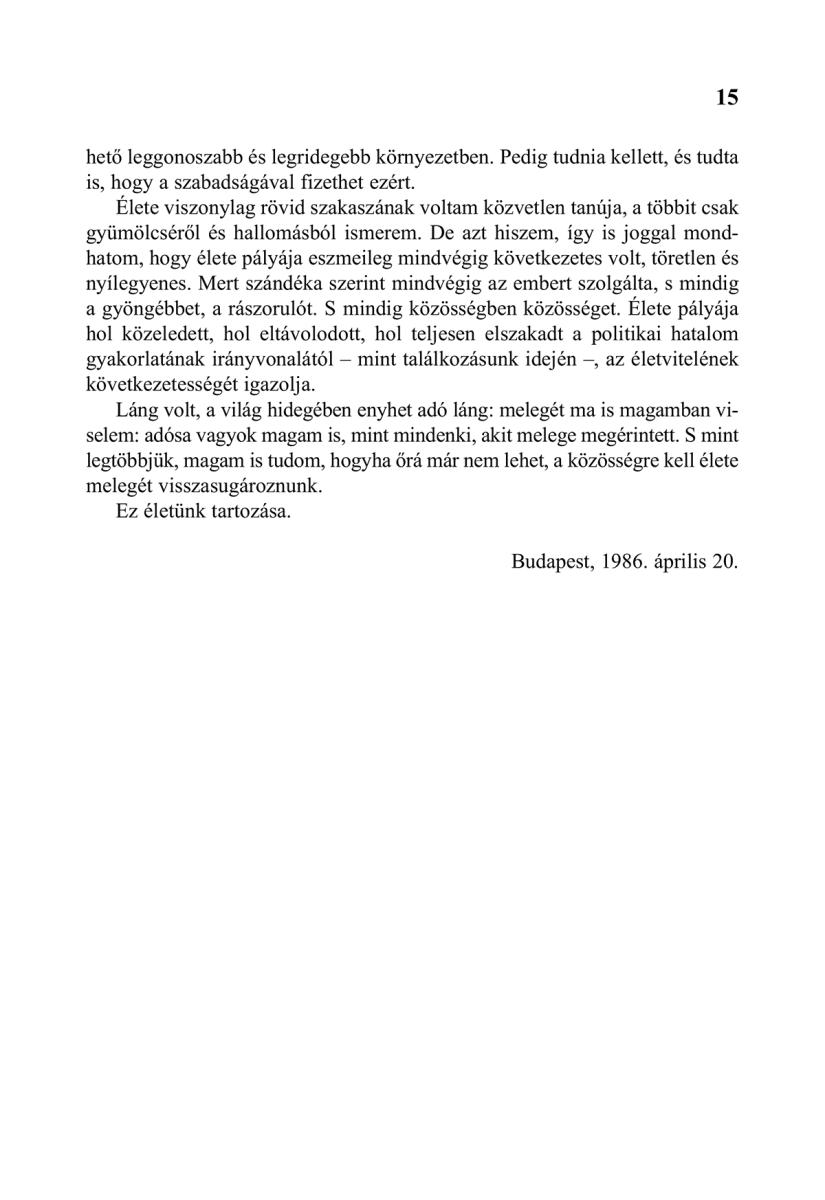 GÖNCZ ÁRPÁD - A KOVÁSZ-EMBER 1_3 1986 - KÉRI PIROSKA SUGÁRKOSZORÚ SÓS JÚLIA ÉS KÖRE
