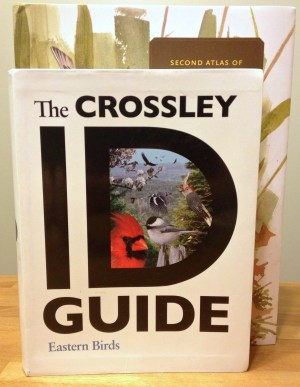 Figure 2. A size comparison to the Crossley ID Guide which many people are familiar with.