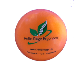 Antistressbold / Håndtræningsbold 7 cm