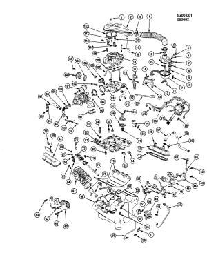 Buick Regal  G ENGINE ASM38L V6 PART 2 (LC82313,8