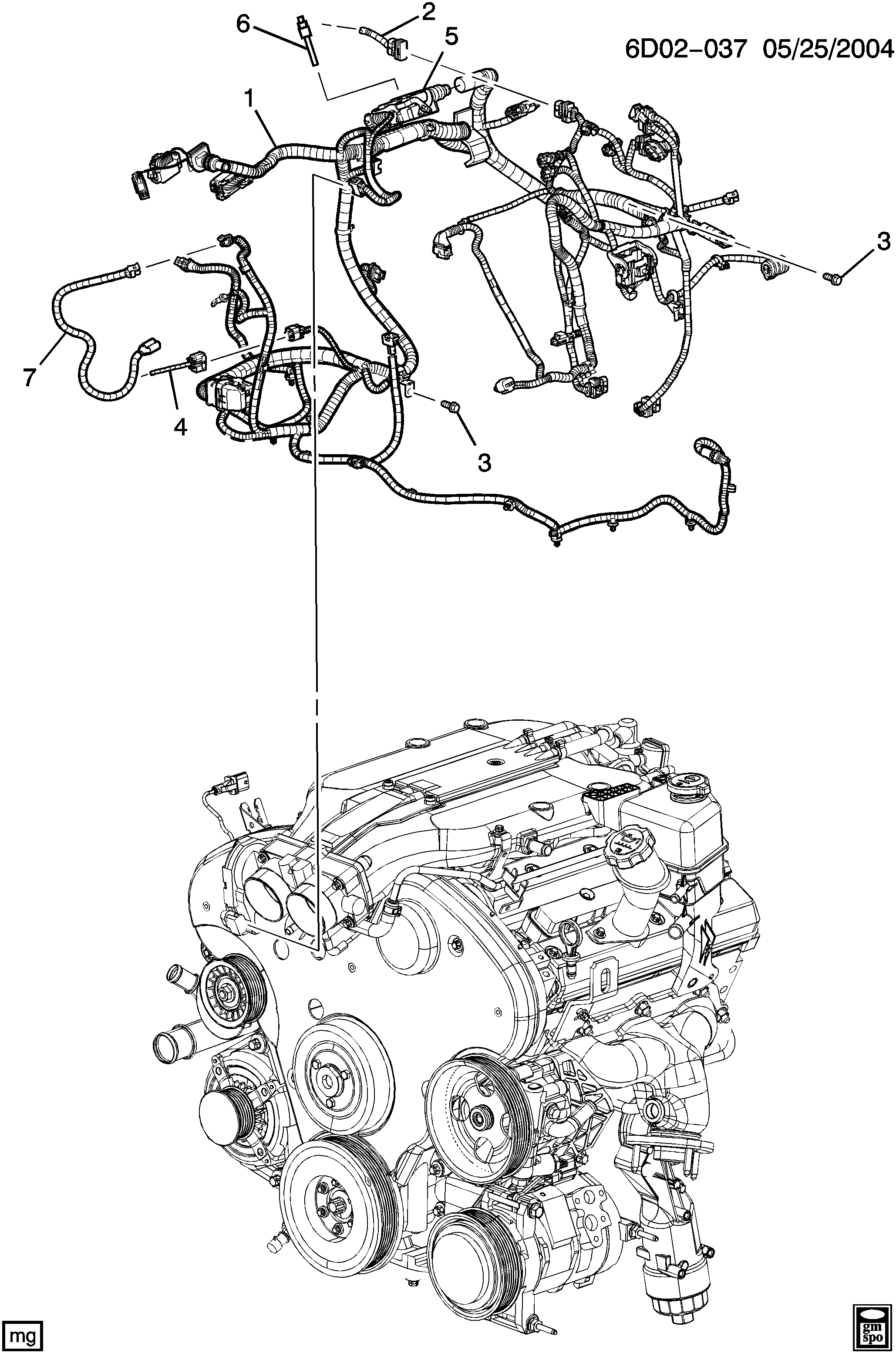Wiring Diagram For Cadillac Cts