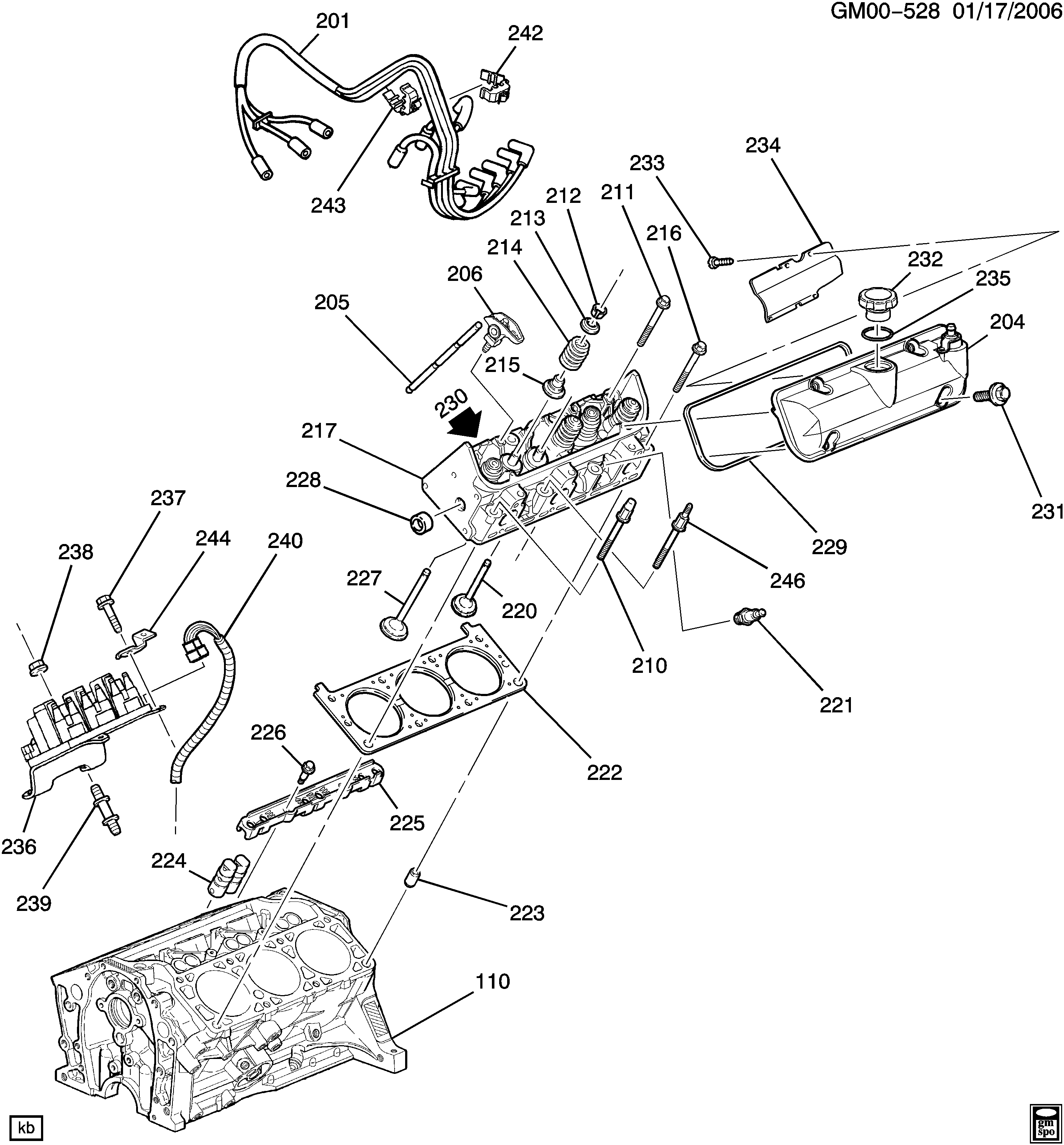 3 1 Liter Gm Engine Diagram