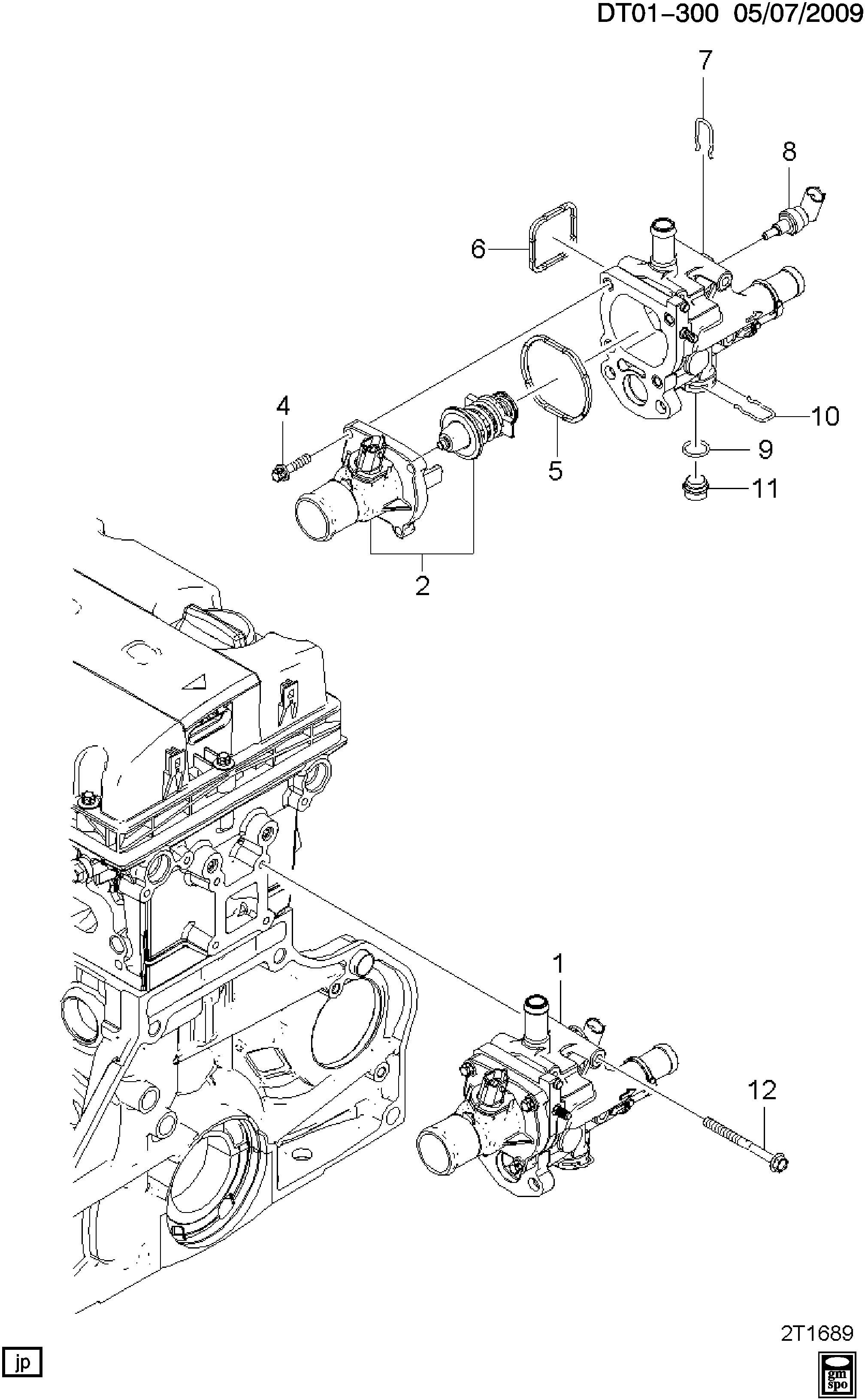 34 Chevy Aveo Parts Diagram