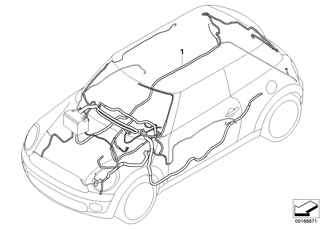 Mini Cooper Wiring Diagram