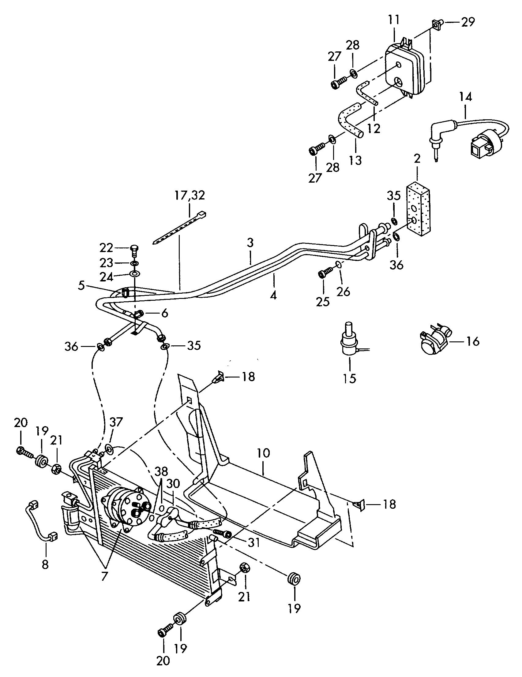Skoda Wiring Schematic