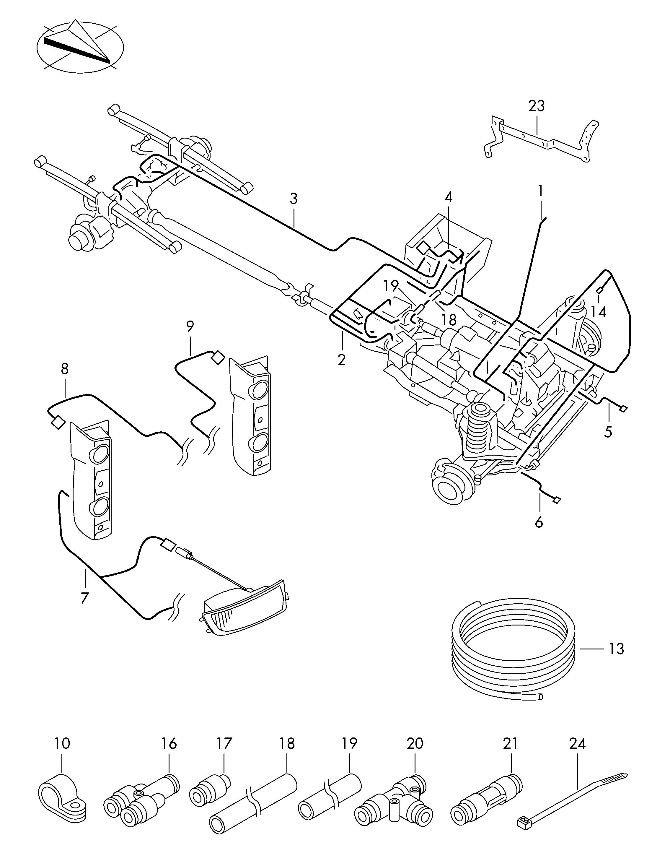 Wiring Diagram Volkswagen Crafter