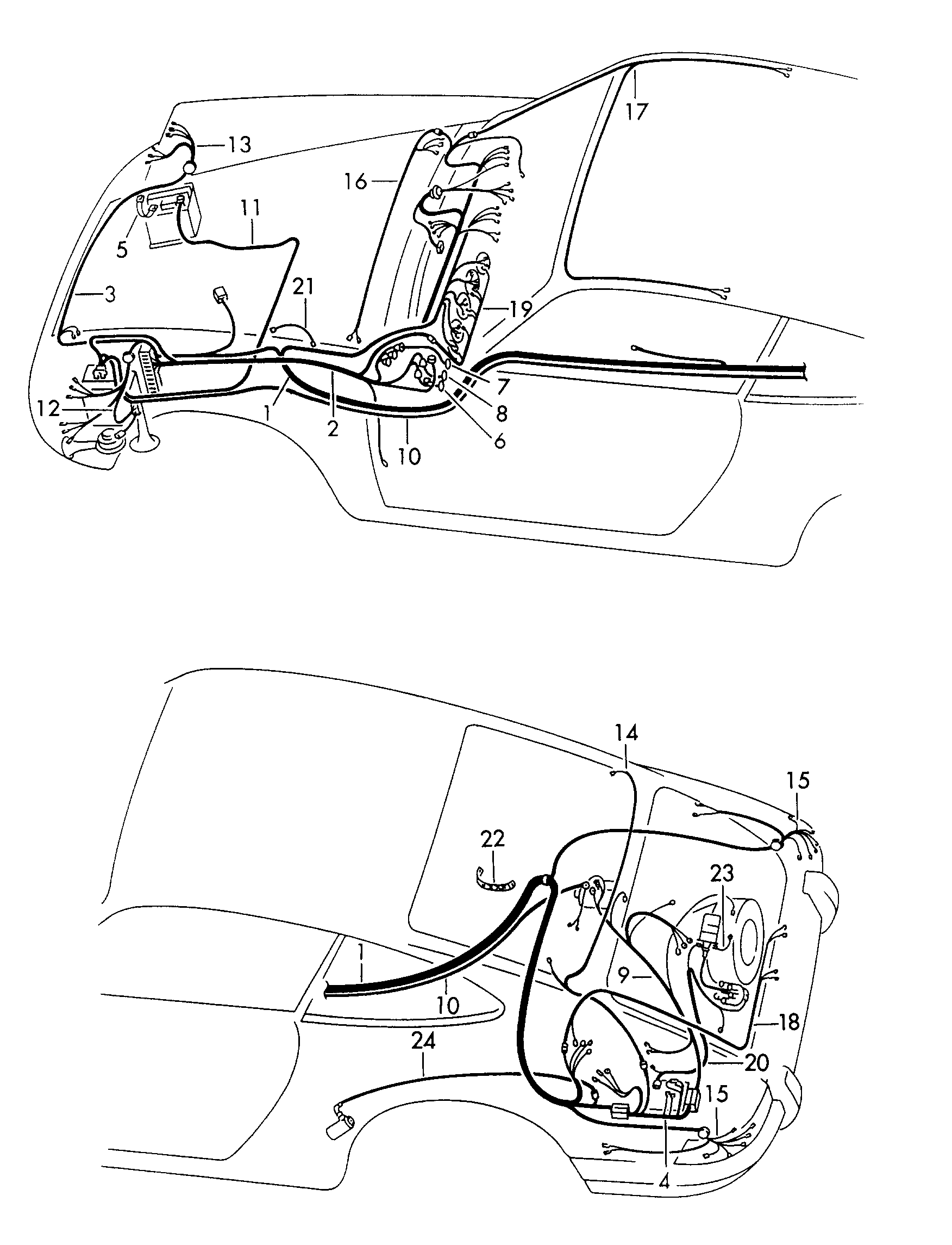 Wiring Diagram For Porsche 911
